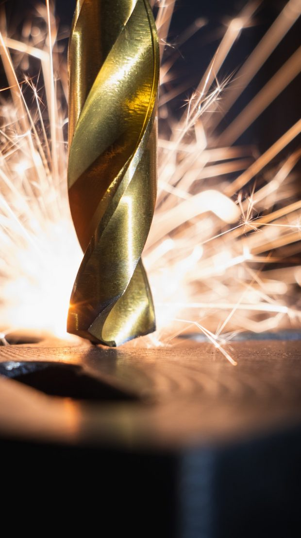 fabrication services - metal parts manufacturing process